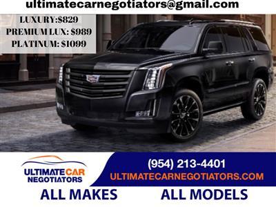 2020 Cadillac Escalade ESV lease in Fort Lauderdale,FL - Swapalease.com