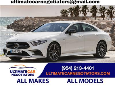 2020 Mercedes-Benz CLS Coupe lease in Fort Lauderdale,FL - Swapalease.com