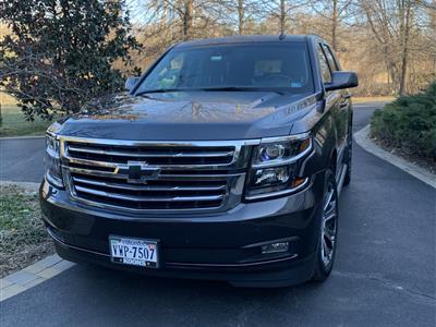 2017 Chevrolet Tahoe lease in Great Falls,VA - Swapalease.com