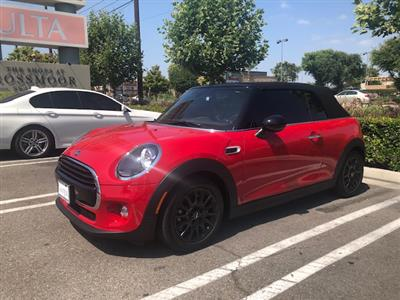 2019 MINI Convertible lease in Artesia,CA - Swapalease.com
