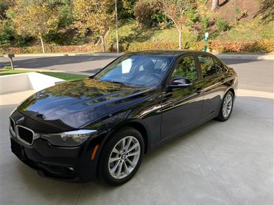 2017 BMW 3 Series lease in Los Angeles,CA - Swapalease.com