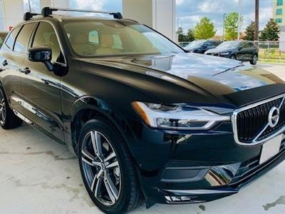 2019 Volvo XC60 lease in Katy,TX - Swapalease.com