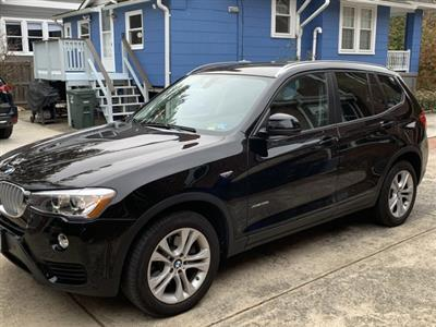 2017 BMW X3 lease in Arlington ,VA - Swapalease.com