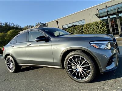 2018 Mercedes-Benz GLC-Class Coupe lease in Corte Madera,CA - Swapalease.com
