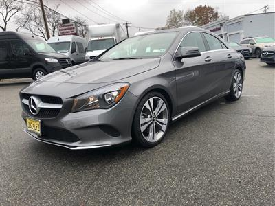 2019 Mercedes-Benz CLA Coupe lease in Weehawken,NJ - Swapalease.com