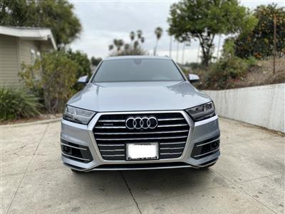 2019 Audi Q7 lease in Los Angeles,CA - Swapalease.com