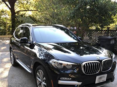 2018 BMW X3 lease in San Antonio,TX - Swapalease.com