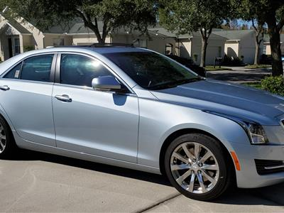 2017 Cadillac ATS lease in LAND O' LAKES,FL - Swapalease.com