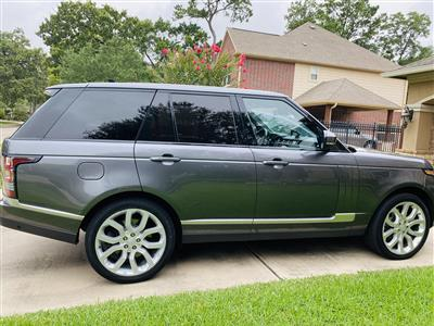 2015 Land Rover Range Rover lease in New York,NY - Swapalease.com