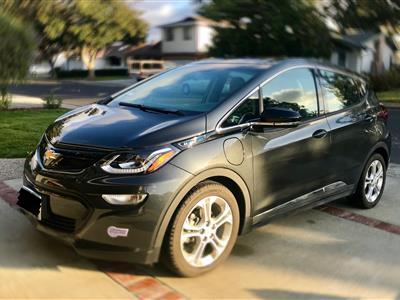 2018 Chevrolet Bolt EV lease in Santa Clara,CA - Swapalease.com