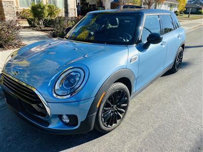2019 MINI Clubman lease in Freemont,CA - Swapalease.com