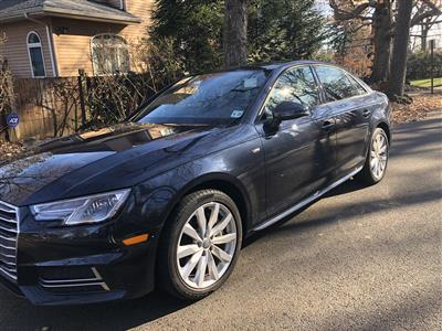 2018 Audi A4 lease in Verona ,NJ - Swapalease.com