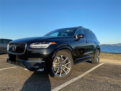 2018 Volvo XC90 lease in San Francisco,CA - Swapalease.com