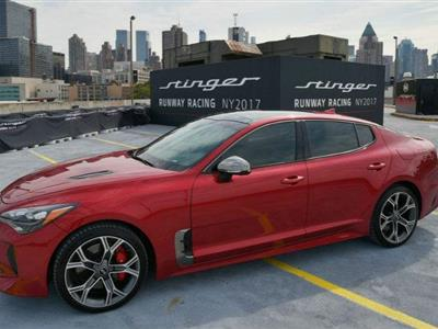 2018 Kia Stinger lease in Wetherford,TX - Swapalease.com