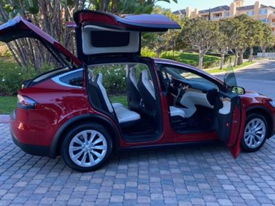 2019 Tesla Model X lease in Newport Beach,CA - Swapalease.com