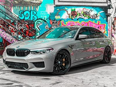 2019 BMW M5 lease in Houston,TX - Swapalease.com