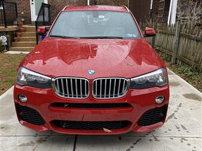 2017 BMW X3 lease in Pittsburgh,PA - Swapalease.com
