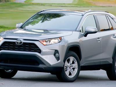 2019 Toyota RAV4 lease in Upper Darby,PA - Swapalease.com