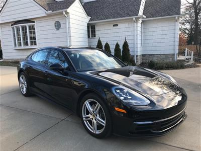 2017 Porsche Panamera lease in Kansas City,MO - Swapalease.com