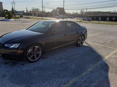 2018 Audi S4 lease in Painesville,OH - Swapalease.com
