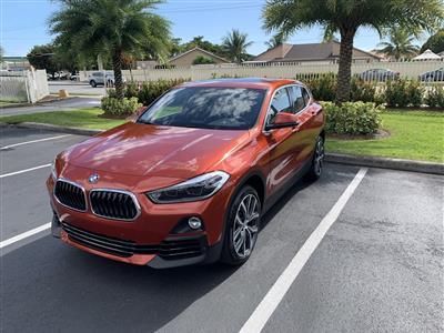 2018 BMW X2 lease in Miami,FL - Swapalease.com