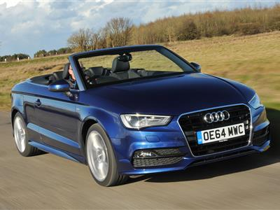 2018 Audi A3 Cabriolet lease in Madison,NJ - Swapalease.com