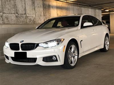 2018 BMW 4 Series lease in Minneapolis,MN - Swapalease.com