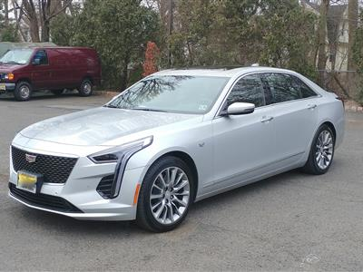 2019 Cadillac CT6 lease in Westfield,NJ - Swapalease.com