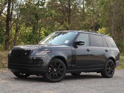 2020 Land Rover Range Rover lease in Roanoke,VA - Swapalease.com