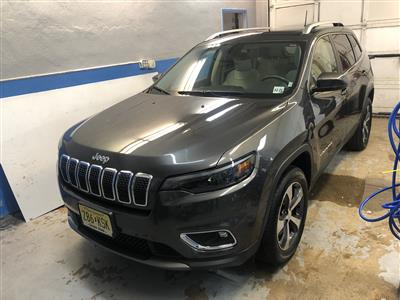 2019 Jeep Cherokee lease in Newark ,NJ - Swapalease.com
