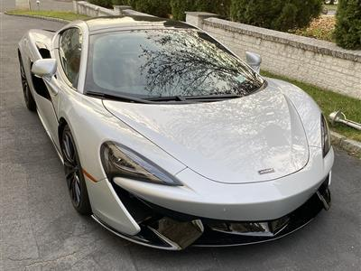 2019 McLaren 570GT lease in Manhasset,NY - Swapalease.com