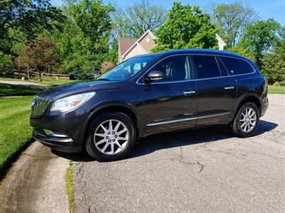 2017 Buick Enclave lease in Morrow,OH - Swapalease.com