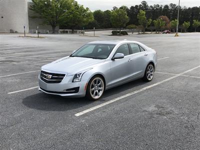 2017 Cadillac ATS lease in Atlanta,GA - Swapalease.com