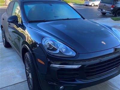 2018 Porsche Cayenne lease in San Diego,CA - Swapalease.com