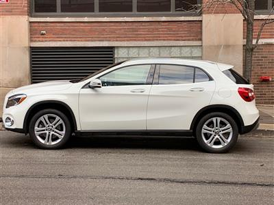 2018 Mercedes-Benz GLA SUV lease in Chicago,IL - Swapalease.com