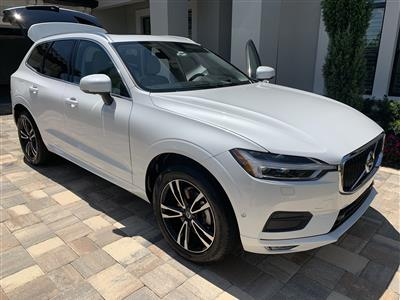 2018 Volvo XC60 lease in Bradenton,FL - Swapalease.com