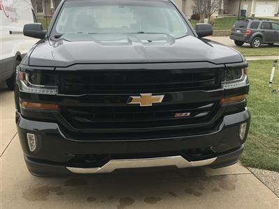 2016 Chevrolet Silverado 1500 lease in Allendale,MI - Swapalease.com