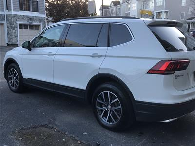 2019 Volkswagen Tiguan lease in Clifton,NJ - Swapalease.com