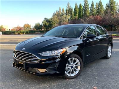2019 Ford Fusion Hybrid lease in Folsom,CA - Swapalease.com