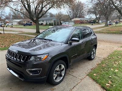 2019 Jeep Compass lease in LIVONIA,MI - Swapalease.com