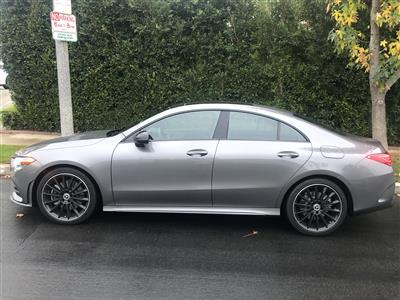 2020 Mercedes-Benz CLA Coupe lease in Los Angeles,CA - Swapalease.com