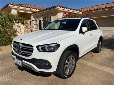 2020 Mercedes-Benz GLE-Class lease in Palm Springs,CA - Swapalease.com