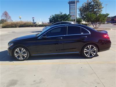2018 Mercedes-Benz C-Class lease in SCHERTZ,TX - Swapalease.com