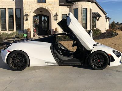 2019 McLaren 720S lease in Northlake,TX - Swapalease.com