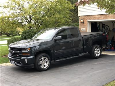 2018 Chevrolet Silverado 1500 lease in Aurora,IL - Swapalease.com