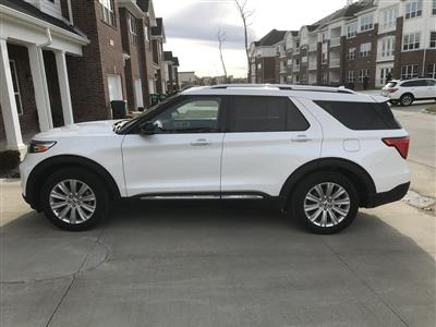 2020 Ford Explorer lease in Des Moines,IA - Swapalease.com