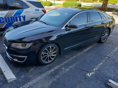 2018 Lincoln MKZ lease in DEERFIELD BEACH,FL - Swapalease.com