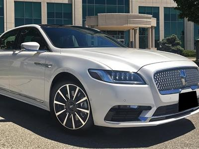 2018 Lincoln Continental lease in coral Springs,FL - Swapalease.com
