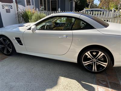 2018 Mercedes-Benz SL Roadster lease in Valley Village,CA - Swapalease.com