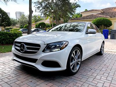 2017 Mercedes-Benz C-Class lease in Sunny Isles Beach,FL - Swapalease.com